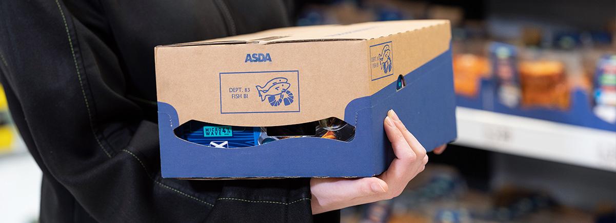 Scottish Shellfish Retail Ready Packaging Shelf Ready Cullen Manufacturers