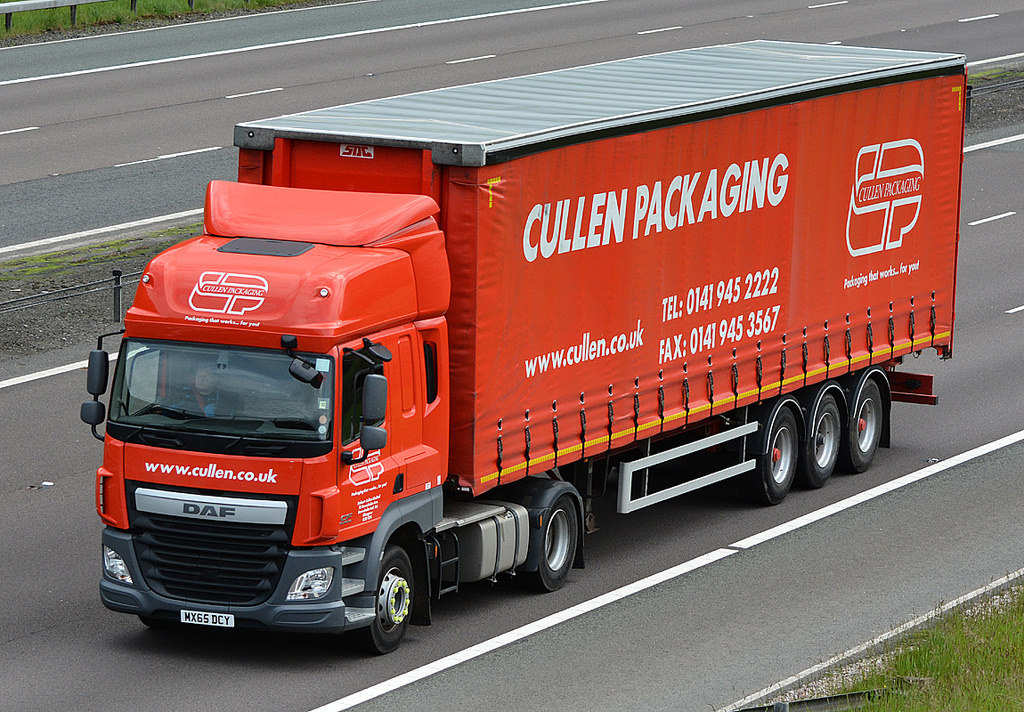 CULLEN HITS £10 MILLION TURNOVER Timeline Image