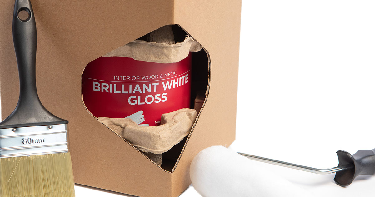 Replace plastic packaging Image
