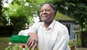 Who are Alzheimers Society? Image